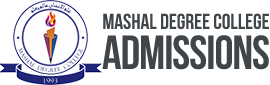 Mashal Degree College Admissions